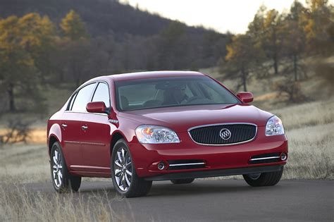 2007 Buick Lucerne Specs by Standard 174 Buick Lucerne 2006 2010 Automatic
