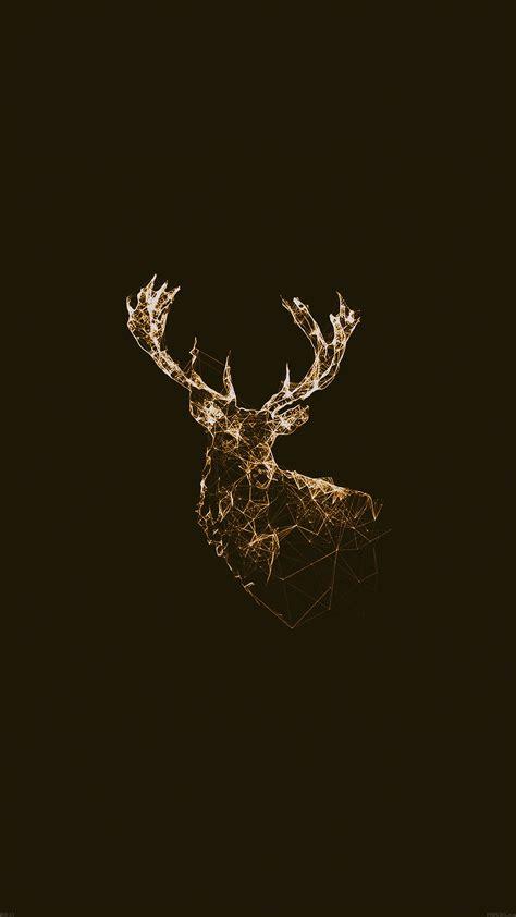 ad deer animal illust choco papersco