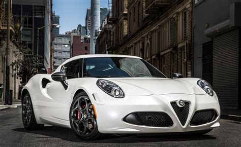 2015 Alfa Romeo 4c Msrp by 2015 Alfa Romeo 4c Priced From 55 195 187 Autoguide News
