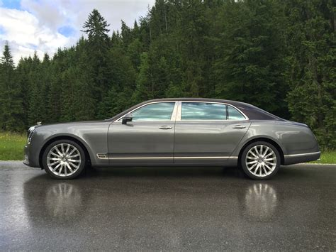 2017 Bentley Mulsanne Review, Ratings, Specs, Prices, And