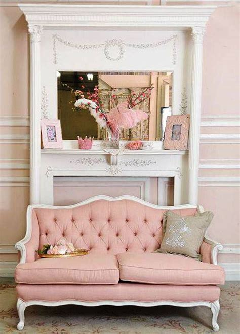 Shabby Chic Settee by Best 25 Pink Settee Ideas On Pink Turquoise
