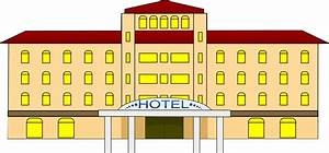 Free to Use & Public Domain Hotel Clip Art