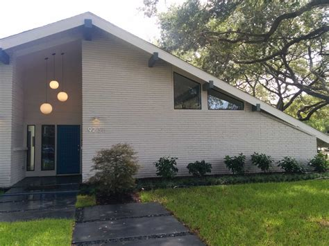 revival   midcentury home