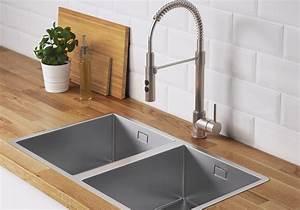 Ikea Cuisine Evier : evier de cuisine notre s lection de mod les pratiques et canons elle d coration ~ Melissatoandfro.com Idées de Décoration