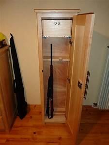 Armoire Pour Fusil : cr ation d un meuble fusils lc creation mobilier ~ Edinachiropracticcenter.com Idées de Décoration