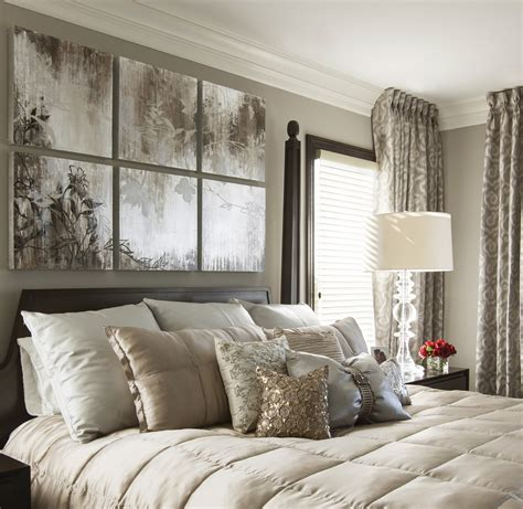 Luxury Bedroom Design Gallery by Htons Inspired Luxury Home Master Bedroom Robeson