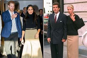 Meghan Markle's First Outing Outfit Inspired by Carolyn ...