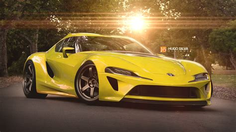 2020 Toyota Supra Widebody Wallpaper by 2020 Toyota Supra Wallpapers Wallpaper Cave