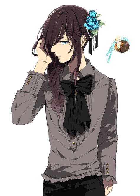 Cool Boy By Xiichan07 On Deviantart Anime Boy Render By Trinitor On Deviantart
