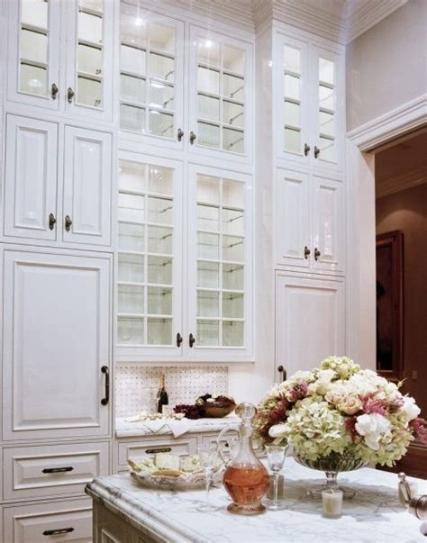 kitchen cabinets to ceiling height 17 images about glass cabinets on antique