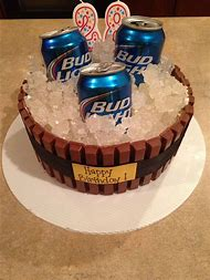 Beer Birthday Cake Ideas