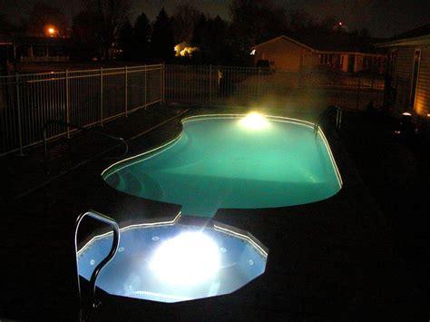 inground pool lights viking fiberglass inground swimming pool lighting