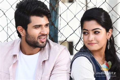 Curtains Raised For 'geetha Govindam' Teaser