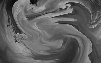 Swirl Paint Abstract Bw Dark Pattern Hurricane