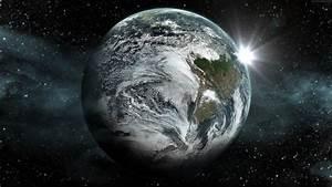 Wallpaper Kepler-452b, Exoplanet, Planet, space, stars ...