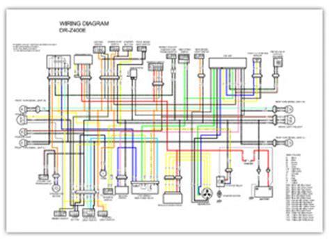 Suzuki Color Wiring Diagrams