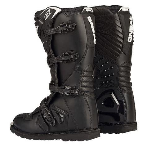 o neal motocross boots o neal rider boots revzilla