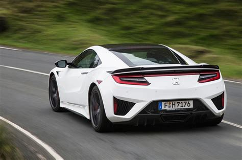 honda nsx review  autocar