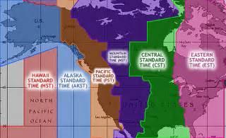 Alaska Time Zone