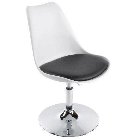chaise moderne pivotante 39 39 réglable en hauteur