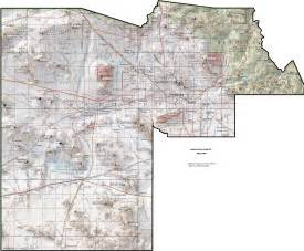 Maricopa County AZ Map