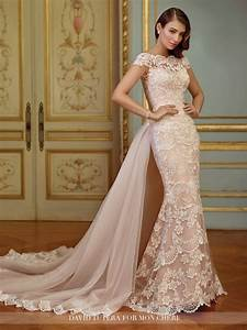 2017 david tutera for mon cheri coveted lace gowns With david tutera wedding dresses 2017