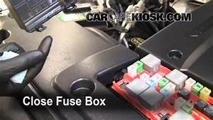 Blown Fuse Check 2007-2016 Ford Expedition