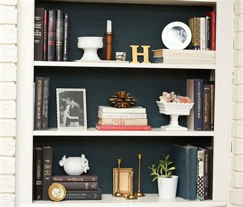How To Achieve A Well Styled Bookcase  Jenna Burger