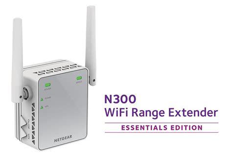 netgear range extender n300 netgear n300 wifi range extender essentials edition ex2700 ca computers tablets