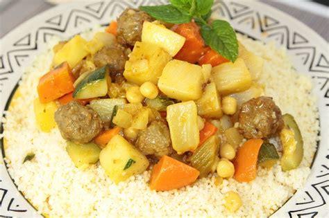 cuisine couscous traditionnel recette un bon couscous