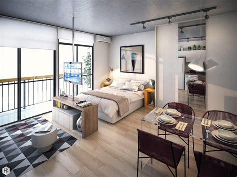 Beautiful But Small Studio Apartments (39 Photos