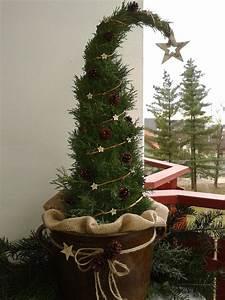 Weihnachtsdeko Draußen Basteln : pin von irene gehrig auf balkon weihnachtsdekoration ~ A.2002-acura-tl-radio.info Haus und Dekorationen