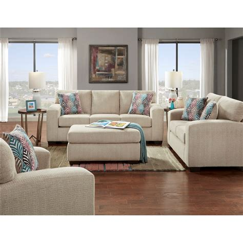 Affordable Sleeper Sofas by Contemporary Sleeper Sofa With Track Arms 5900 By