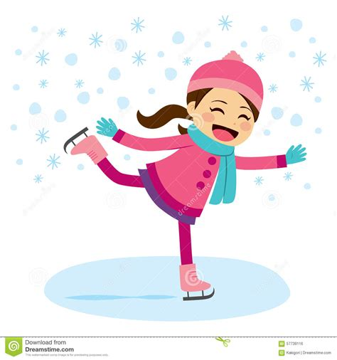 Skating Clipart Pink Skates Clip Www Pixshark Images