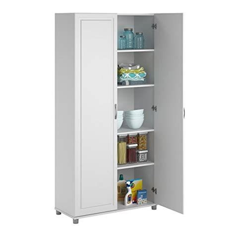 system build storage cabinet systembuild kendall 36 quot storage cabinet white stipple new