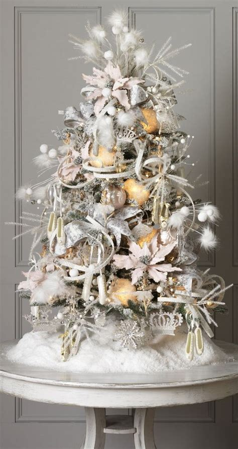 table top white christmas tree top 40 tabletop tree decorations celebration all about