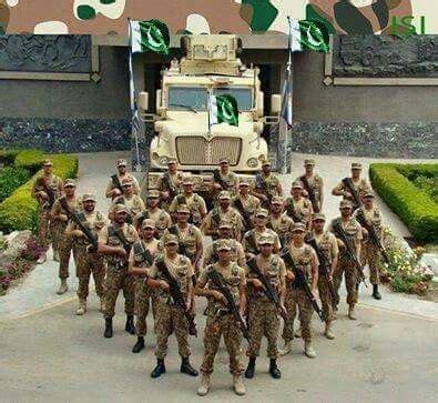 pin  nuzhat tahir  pakistans armed forces