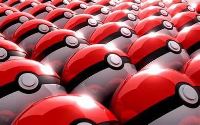 Wallpapers Balls Pokemon Pokeball Pokemon