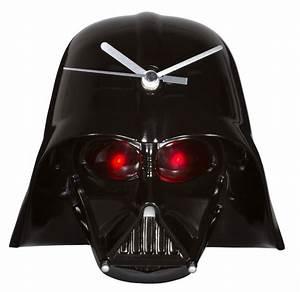 Star Wars Wanduhr :  ~ Frokenaadalensverden.com Haus und Dekorationen