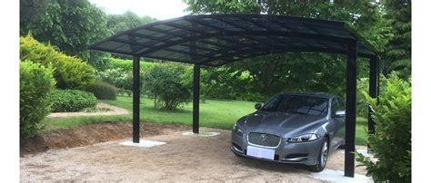 carport 2 voitures alu abri voiture carport provencal ii prestige avec
