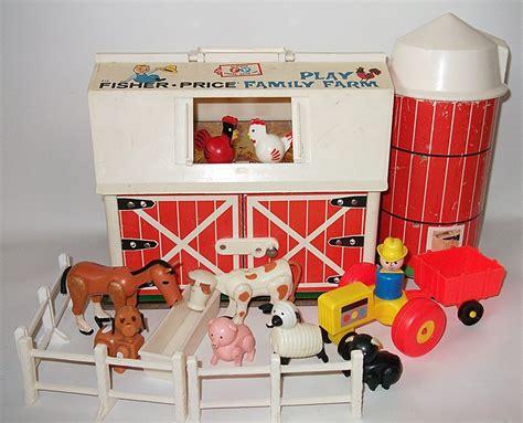 fisher price barn vintage fisher price barn farm silo