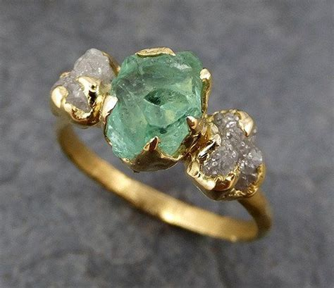 25+ Best Ideas About Rough Diamond Rings On Pinterest. Emerald Rings. Baroque Wedding Wedding Rings. 6ct Wedding Rings. Fairytale Wedding Rings. Peachy Pink Engagement Rings. Daymond Wedding Rings. Peacock Rings. Car Rings