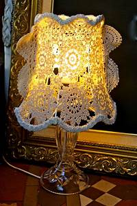 20 Doily Lamp Patterns