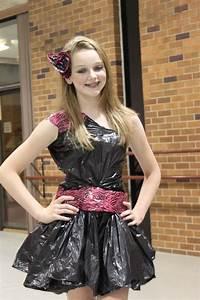 14 best Trash bag dress and trash dresses images on ...