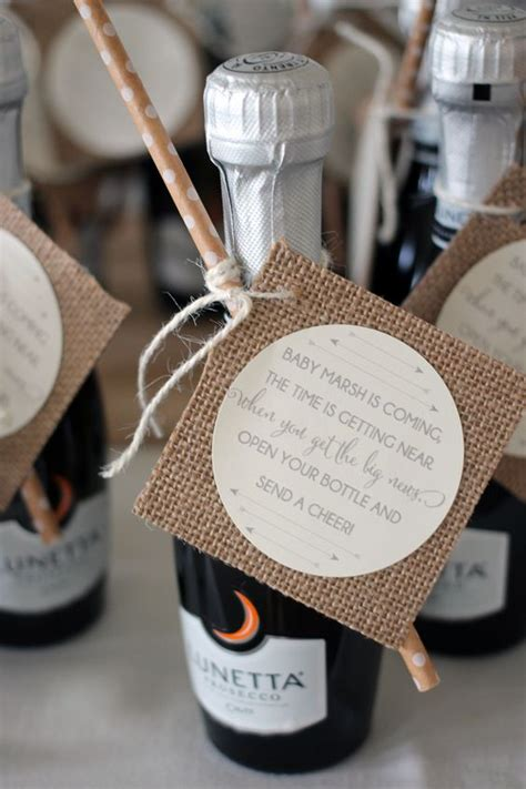 simple   cute baby shower favors shelterness