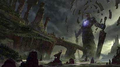 Epic Fantasy Dark Wallpapers Wallpaperplay