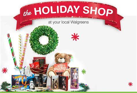 walgreens christmas decorations shop in store walgreens