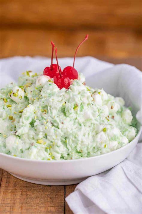 salad watergate pistachio recipe pudding jello fluff delight