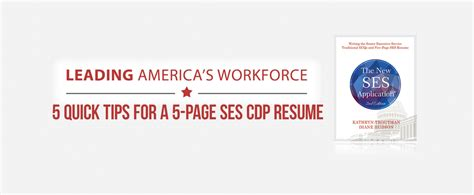 Resume Place by Senior Executive Service Ses The Resume Place