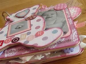 Album Photo Fille : image id e scrapbooking naissance fille ~ Teatrodelosmanantiales.com Idées de Décoration
